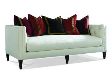 Hickory White Sofa 4422-05