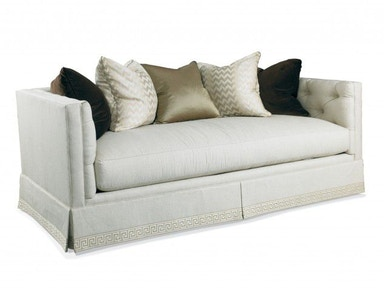 Hickory White Sofa 4423-05