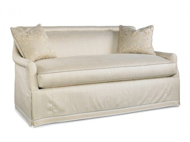 Hickory White Mid Sofa 4480-04