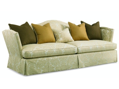 Hickory White Sofa 4698-05
