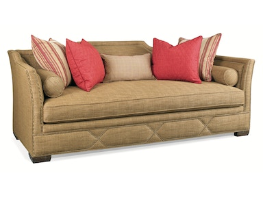 Hickory White Sofa 4822-05