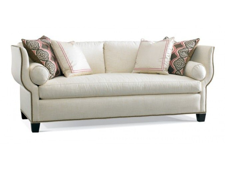Hickory white living room sofa 4871 05 ariana home furnishings design llc cumming ga Home design furniture llc