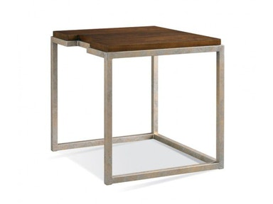 Hickory White End Bunching Cocktail Table 533-27