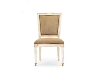 Hickory White X-Back Side Chair 731-64