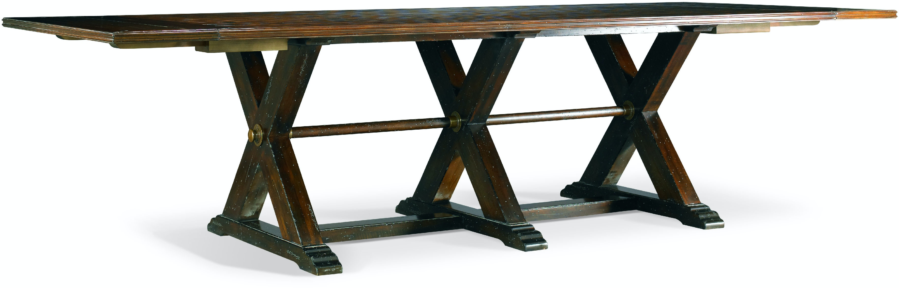 Hickory dining room table