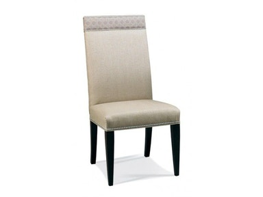 Hickory White Upholstered Side Chair 901-62