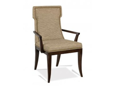 Hickory White Arm Chair 901-71