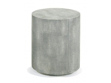 Hickory White Shagreen Drink Stand 903-25