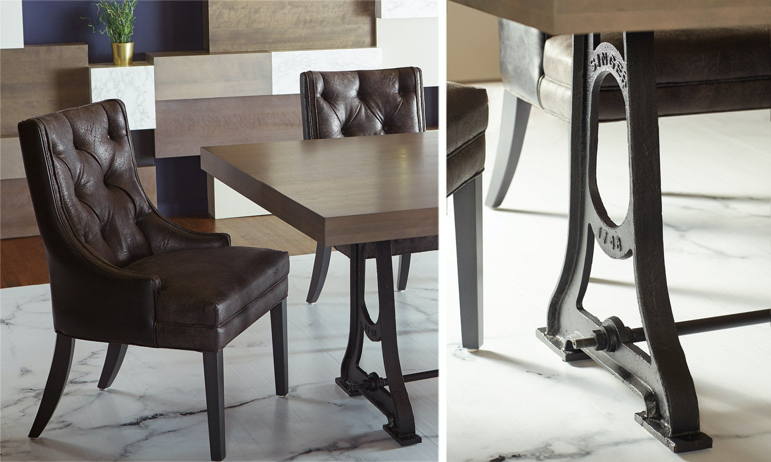 Dining Room Counter Stools Elite Interiors Myrtle