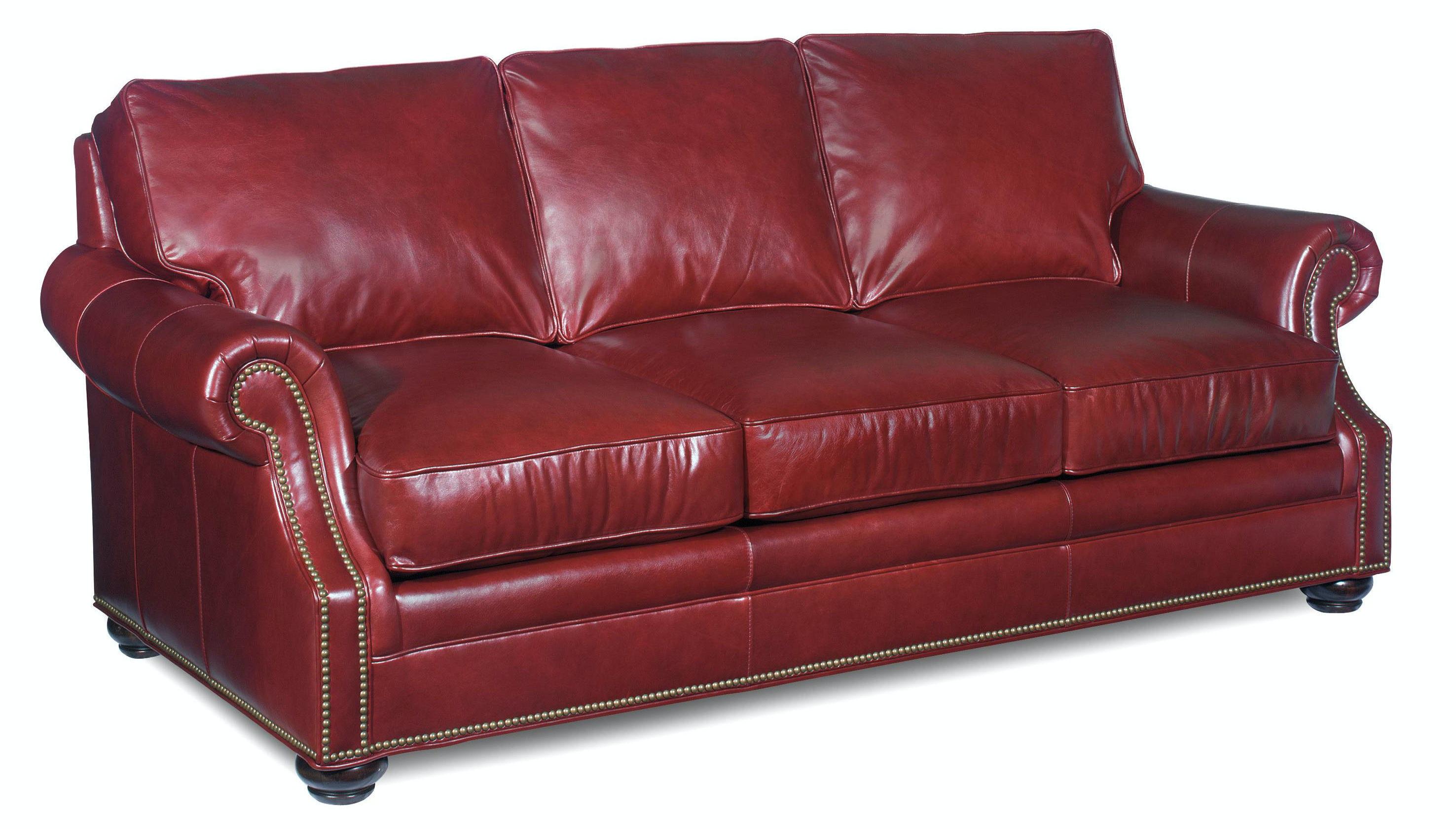 Bradington Young Warner Stationary Sofa 8 Way Tie 220 95