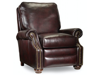 Bradington-Young Living Room Warner 3-Way Reclining Lounger