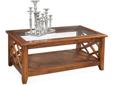 Cross Roads Coffee Table 1026-072
