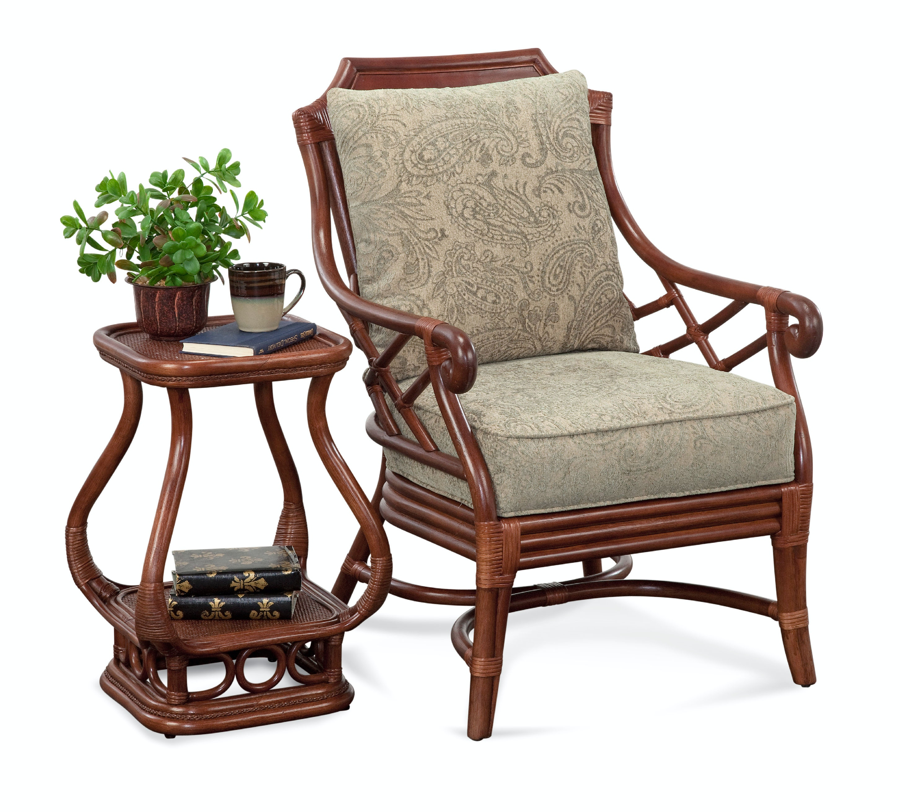 Braxton Culler Living Room Accent Chair 1030-001 - Haynes Brothers - Volusia County