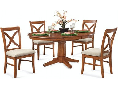 Hues Round/Oval Dining Room Set 1064-DT-SET
