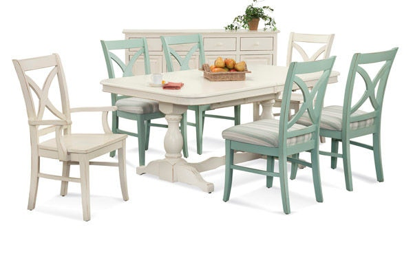 Braxton Culler Hues Rectangular Dining Table 1064 E76
