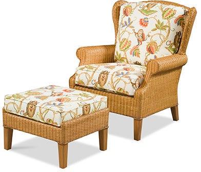 Havana Wing Chair 1079-007