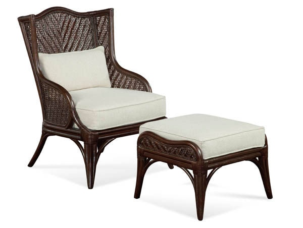 Barbados Wing Chair 1089-007