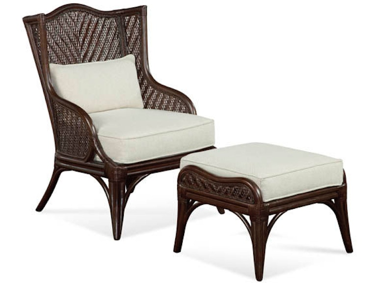 Braxton Culler Barbados Wing Chair 1089-007