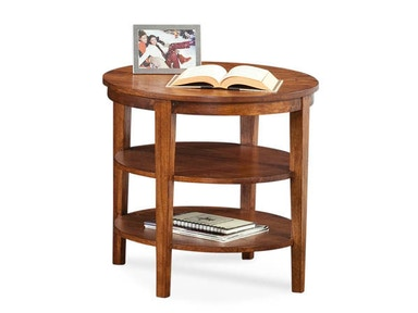 Braxton Culler Round End Table 1510-022