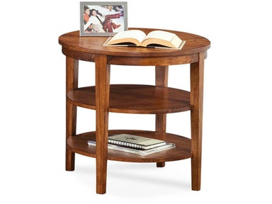Concord Round End Table 1510-022