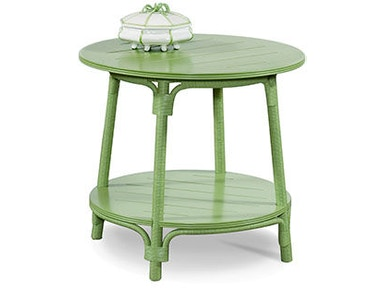 Campobella Isle Round End Table 1920-022