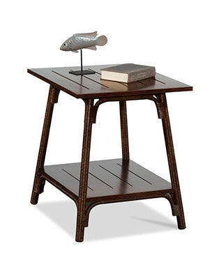 Campobella Isle Rectangular End Table 1920-071