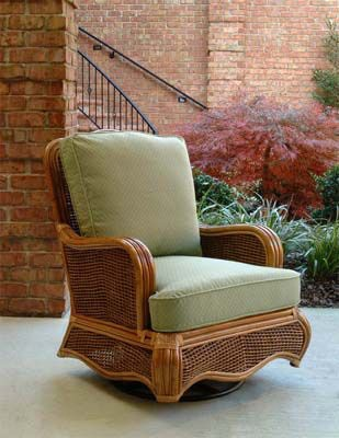 Beachview Swivel Glider 210-202