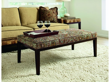 Abaco Island Upholstered Cocktail Bench 2925-094
