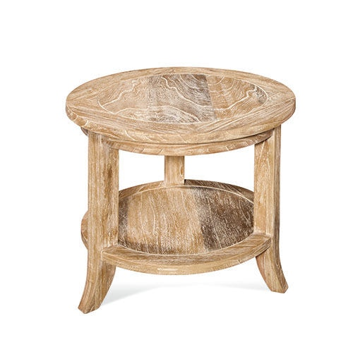 2928 022. Round End Table