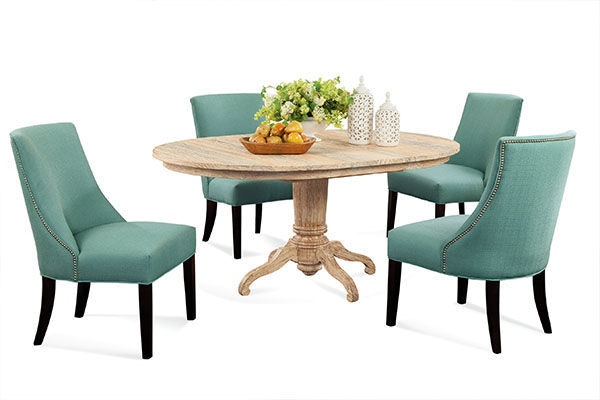 Braxton Culler Dining Room Dining Extension Table 2928 E75   Bacons  Furniture   Port Charlotte, FL