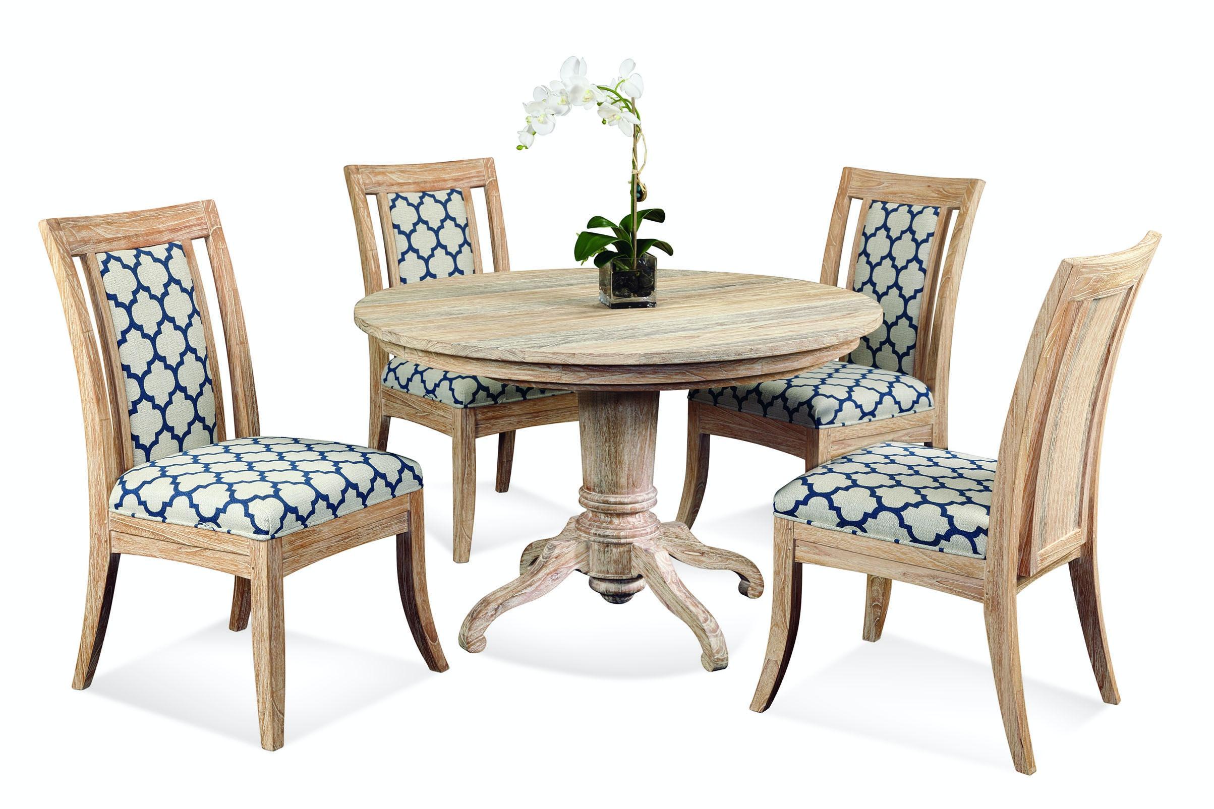 Cimarron Round/Oval Dining Set 2928-E75-SET