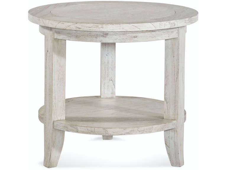 Braxton Culler Fairwind Round End Table 2932-022