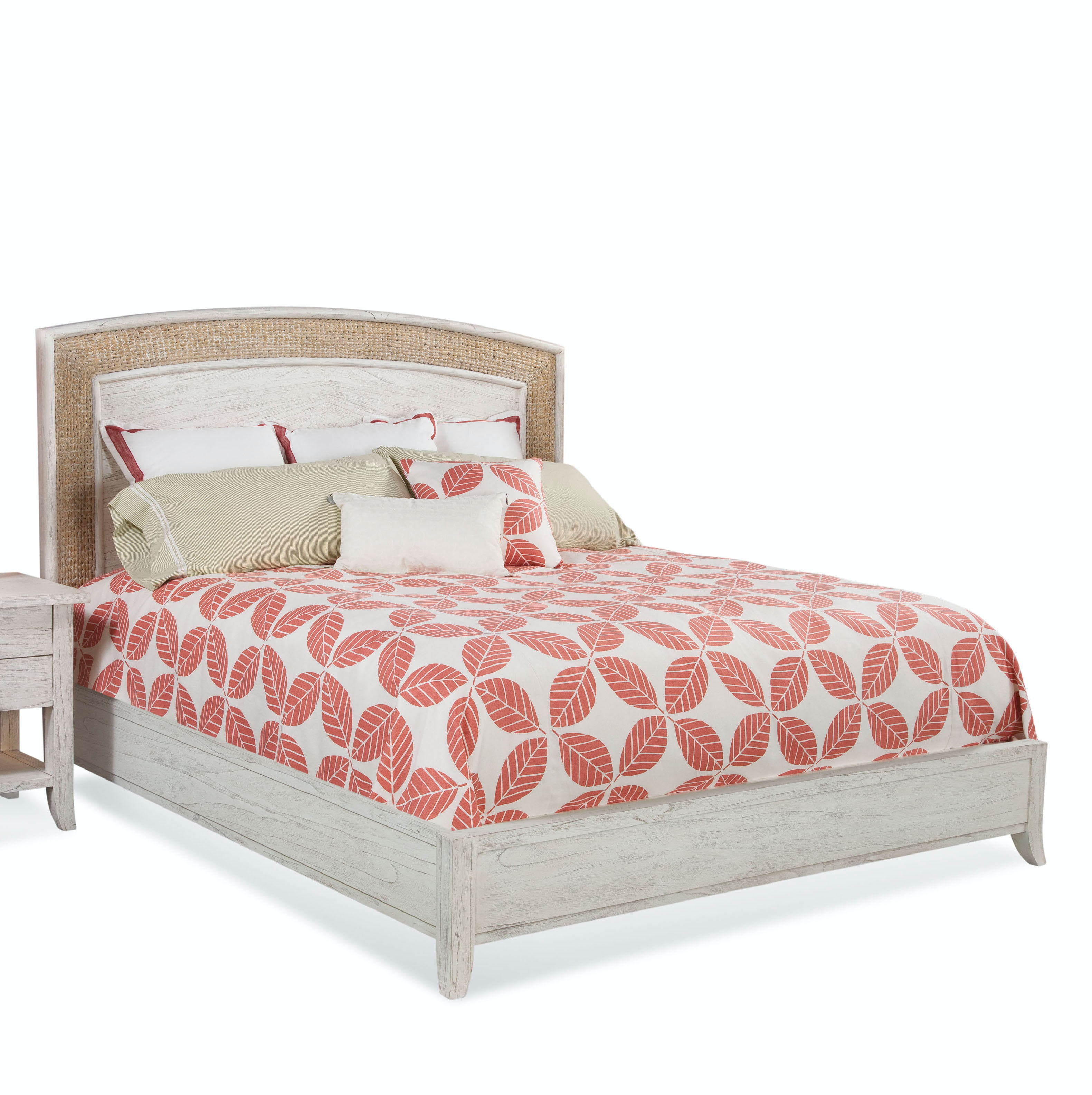 Fairwinds Arched Seagrass Bed 2932-ARC-BED