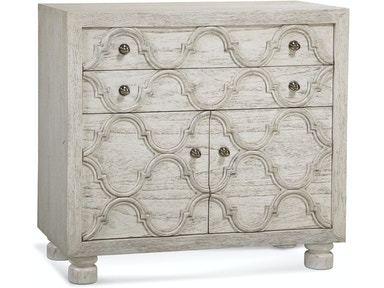 Fairwind Carved Hall Chest 2932-242
