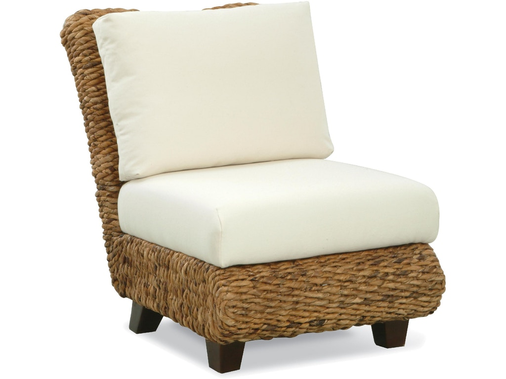 Braxton culler living room armless chair 2963 091 for Q furniture west kirby