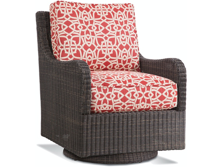 Braxton Culler Tangier Swivel Chair 404-005