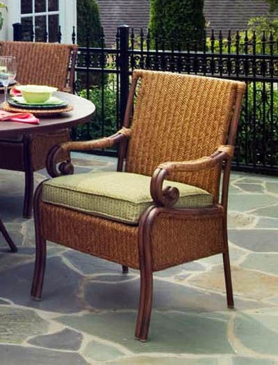 Cinnamon Bay Dining Arm Chair 442-029