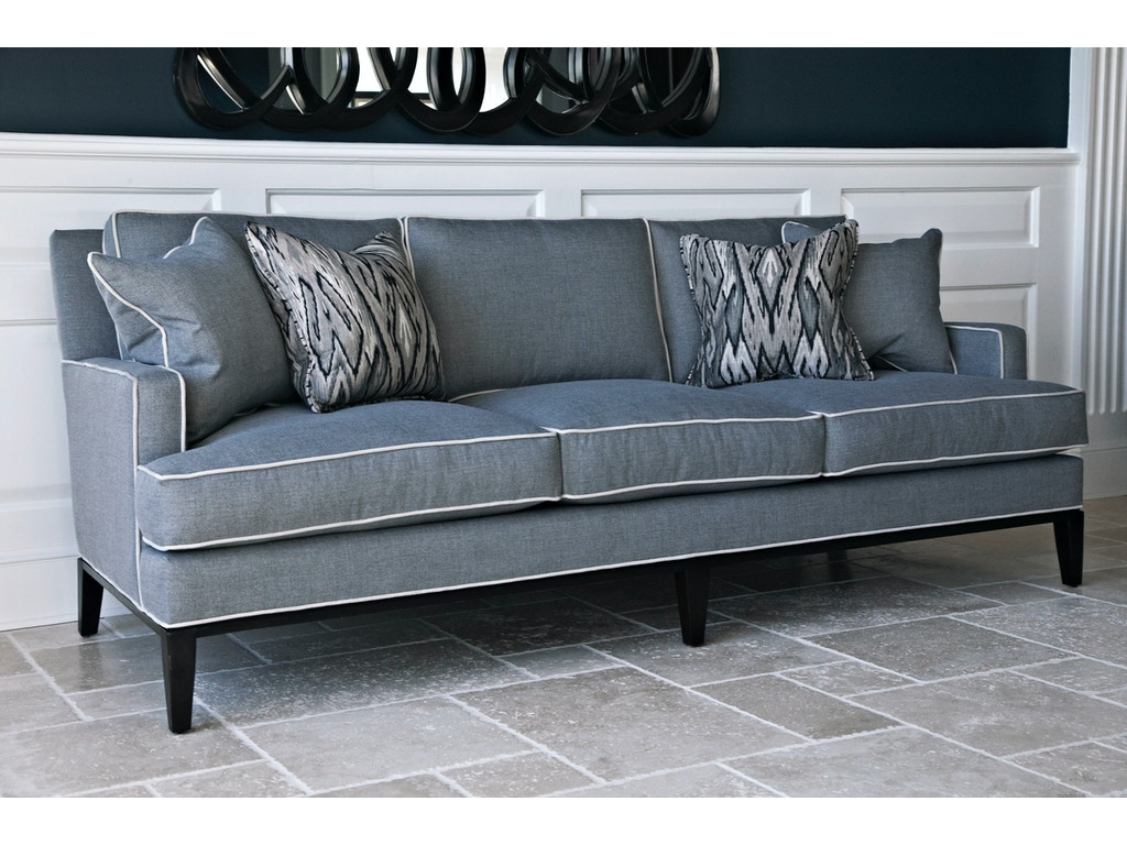 Braxton Culler Living Room Andrews Sofa 5010 011 Quality Furniture Murfreesboro Tn