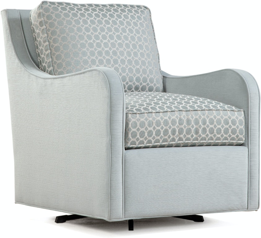 Braxton Culler Living Room Koko Swivel Chair 515 005