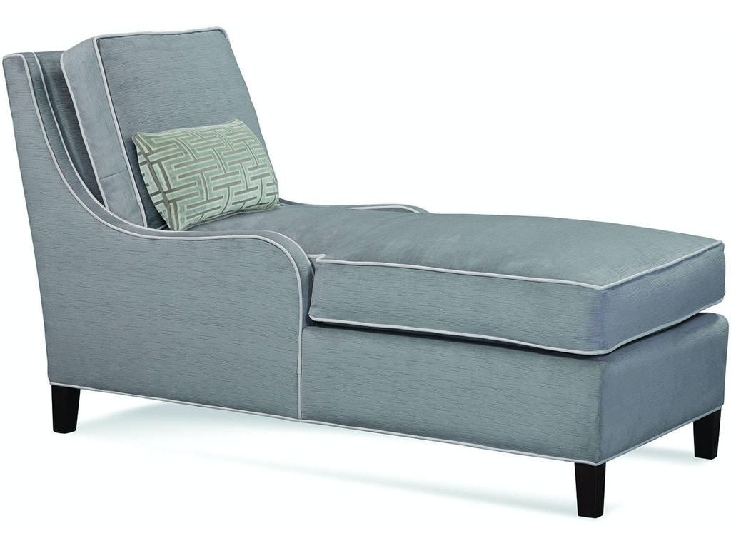 Braxton culler living room chaise 515 092 klingman 39 s for Chaise coloree
