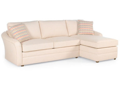 Sectional with Chaise 518-Sectional