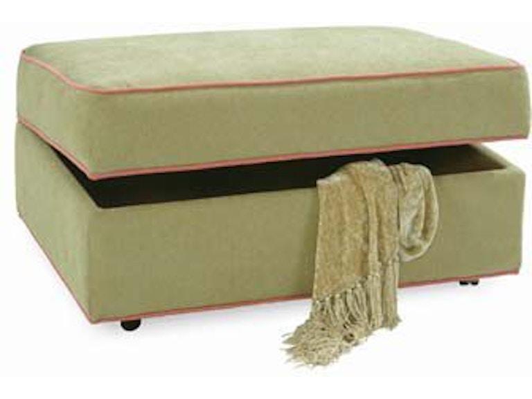 living room storage ottoman. Braxton Culler Storage Ottoman with Casters 546 009 Living Room