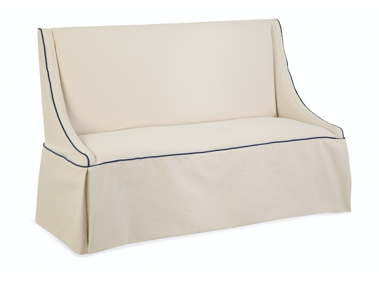 Braxton Culler Mitchell Settee with slipcover 5716-093XP