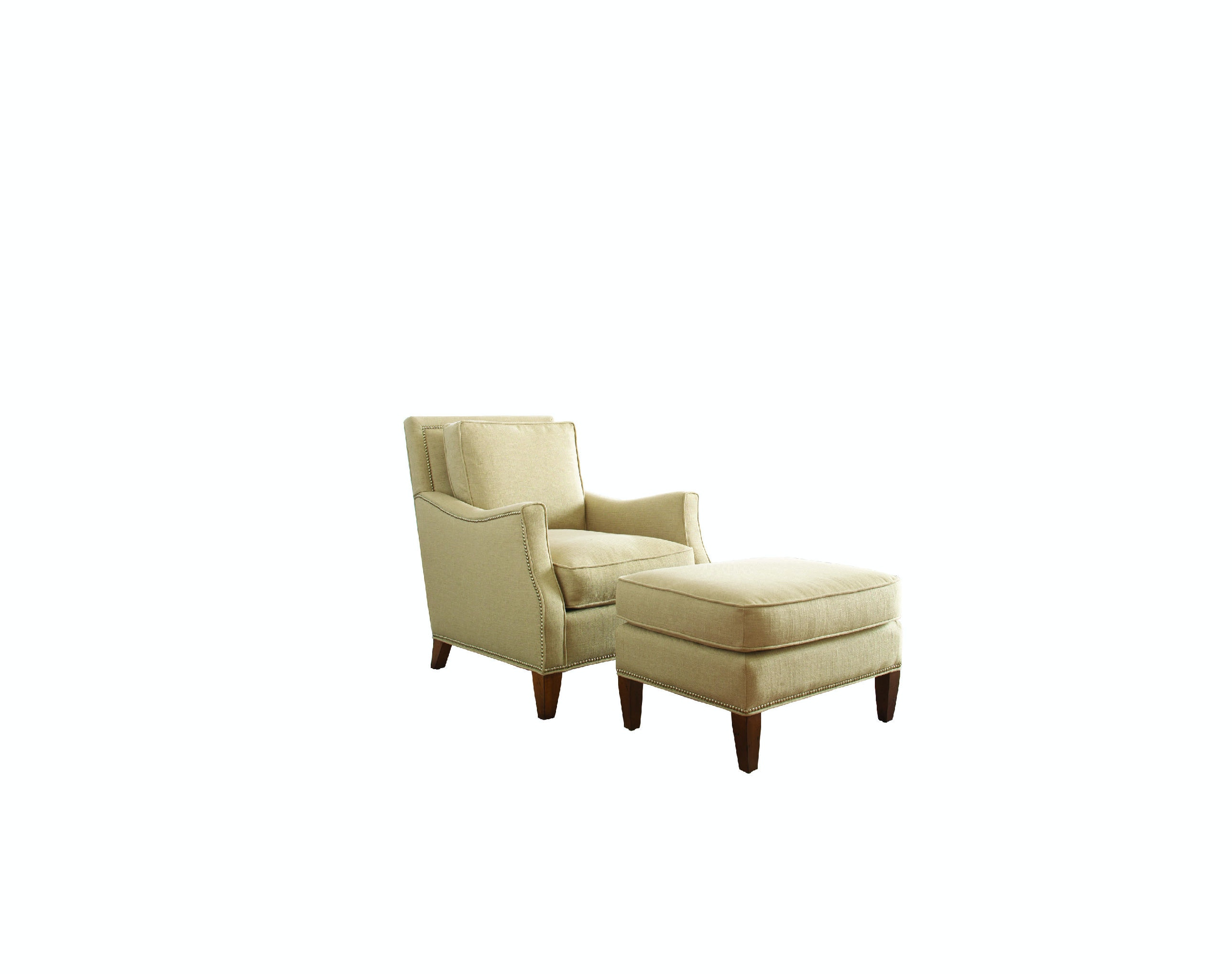 Haynes Occasional Chair With Large Nailheads 5719 001LN