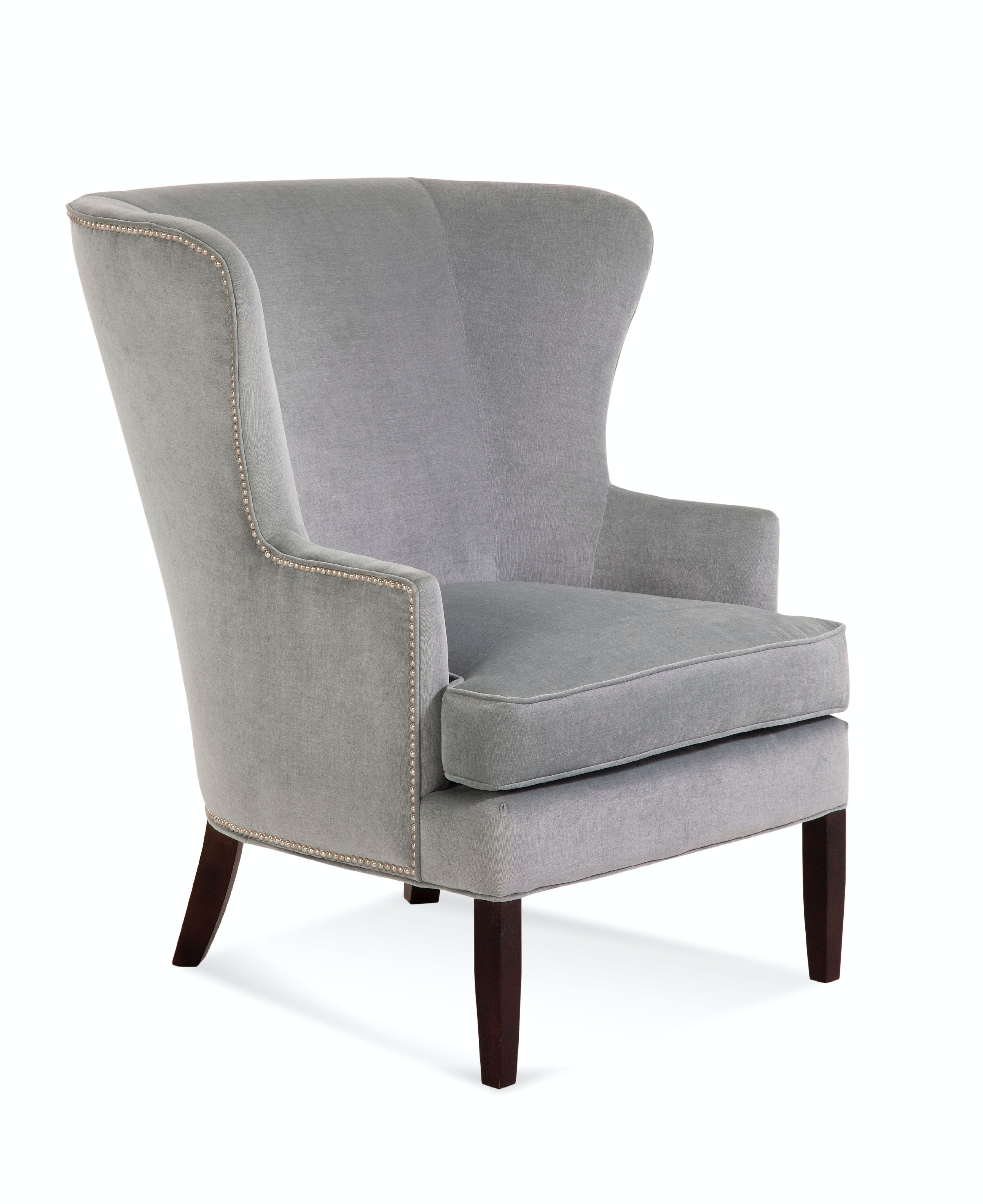 Tredwell Wing Chair with  Nailheads 5732-007SN