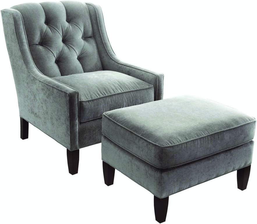 88 Best Images About Ottomans On Pinterest: Braxton Culler Living Room Merrill Chair 5734-001
