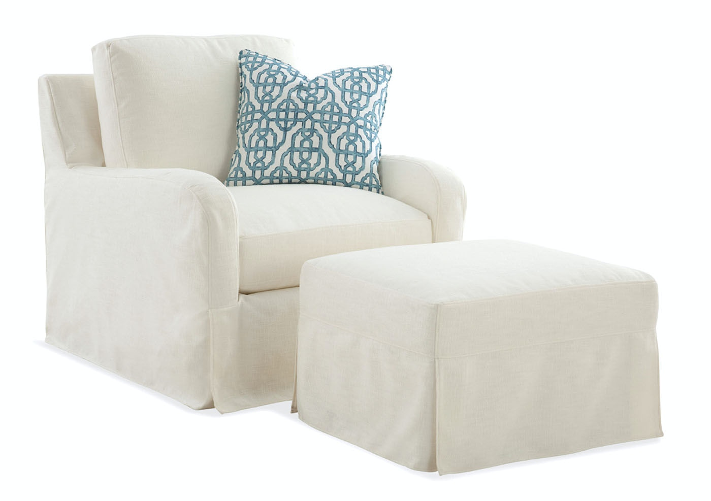 Halsey Slip Covered Chair 5745-001XP