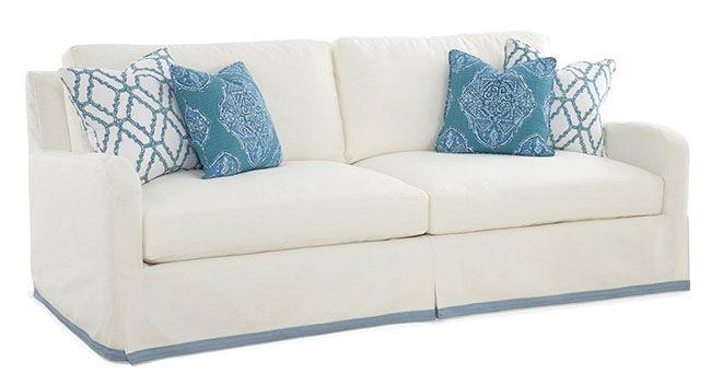 Braxton Culler Living Room Slip Cover Sofa 5745-011XP - B.F. Myers Furniture - Goodlettsville ...