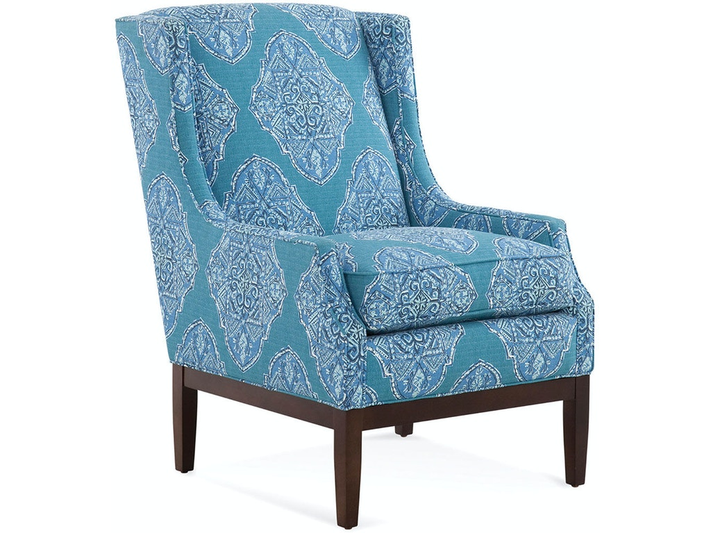 Braxton Culler Living Room Stanton Wing Chair 5747 007 Kalin Home Furnishings Ormond Beach Fl