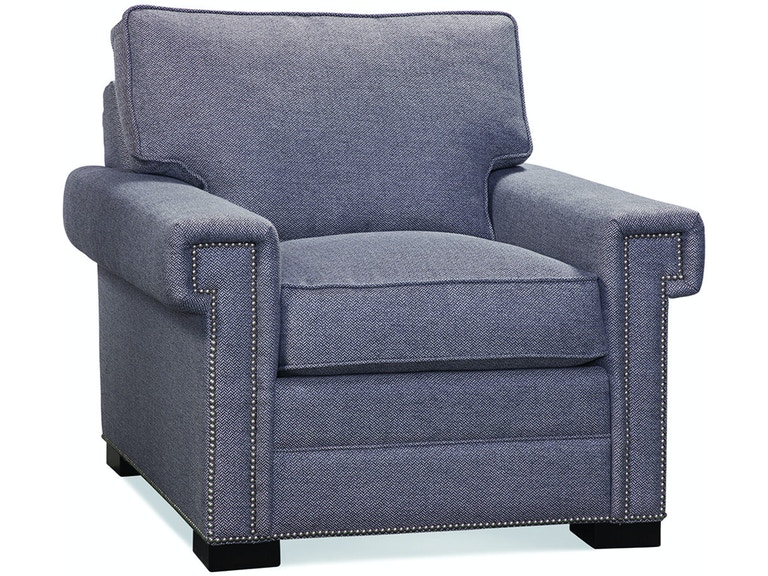 Braxton Culler Libby Langdon Madison Chair with Nailhead Trim 5752-001SN